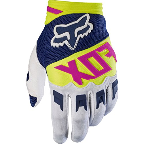 2017 Fox Racing Dirtpaw Race Gloves-Navy/White-XL