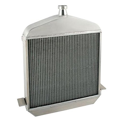 Used, 1917-1923 T-Bucket Buffed Aluminum Radiator-Chevy Outlets for sale  Delivered anywhere in USA