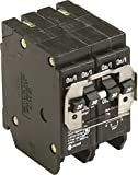 EATON QUAD BREAKER ONE 2 POLE 30 AMP AND ONE 2 POLE 50 AMP COMMON TRIP BQC230250