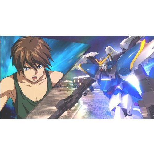 PS3 Mobile Suit Gundam: Extreme VS. Full Boost (Asian version)