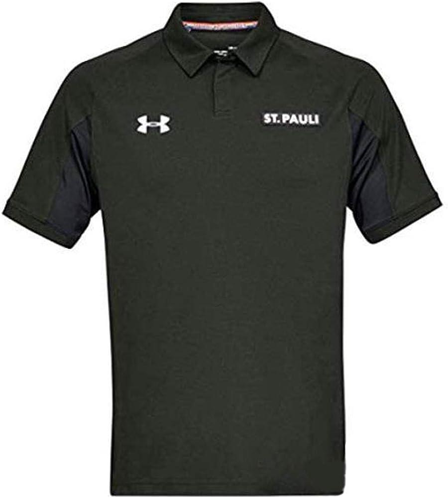 Under Armour St Pauli Mens Short Sleeve Training Polo 2018//19