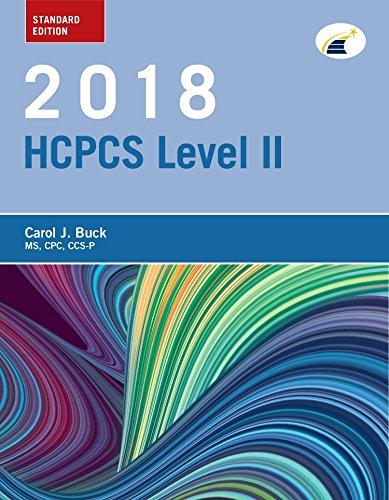 2018 HCPCS Level II Standard Edition (Hcpcs Level II (Saunders))