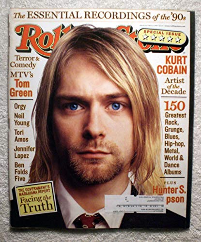 (Kurt Cobain (Nirvana) - Artist of The Decade - Rolling Stone Magazine - #812 - May 13, 1999 - The Essential Recordings of The)