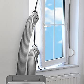how to install a window air conditioner in a crank window gameimperiamaven. Black Bedroom Furniture Sets. Home Design Ideas