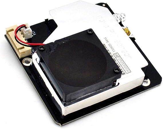 Kalebay PM Sensor sds011 Polvo de Alta precisión Sensor PM2.5 PM10 ...