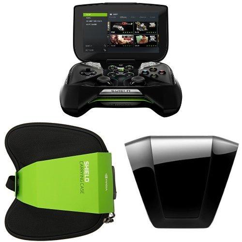 NVIDIA Shield Portable Starter Pack (B00PWV2PE6)   Amazon