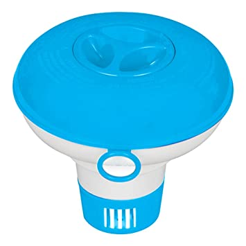 Intex 29040NP - Dispensador químico para piscinas y Spa diámetro 12, 7 cm: Amazon.es: Jardín