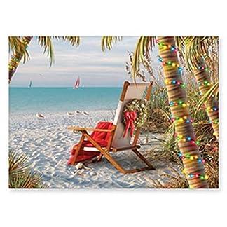 tropical holiday breeze christmas cards 16 - Tropical Christmas Cards