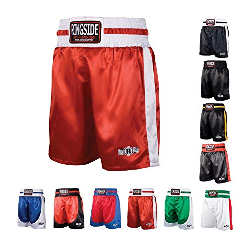 Ringside Pro-Style Kickboxing Muay Thai MMA Training Gym Clothing Shorts Boxing Trunks