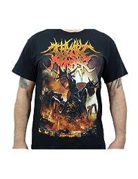 """Hardcore Apparel Men's Thy Art Is Murder """"Hate"""" T-Shirt"""