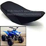 Zereff Parts & Accessories ATV Seat Saddle 50Cc/70Cc/90Cc/110Cc/125Cc Fit for Chinese Flying Tiger Off-Road 4-Wheels Vehicle Quad - (Ships from: China)