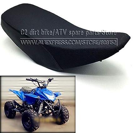 530mm Black Foam Seat For Pit Quad Dirt Bike ATV 4 Wheel 50cc-110cc Racing Style