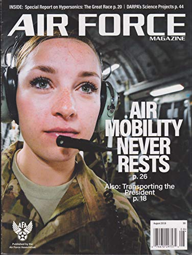 Air Force Magazine August 2018 ()