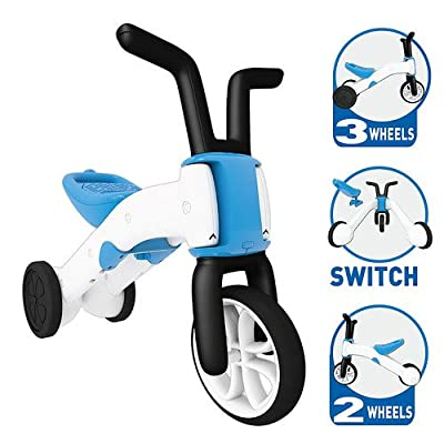 Chillafish Gradual Balance Bike and Tricycle by NWS/Playseat