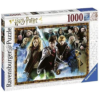 Ravensburger Harry Potter,1000pc Jigsaw Puzzle: Toys & Games