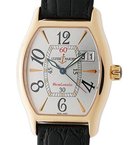 Ulysse-Nardin-Michelangelo-Big-Date-automatic-self-wind-mens-Watch-236-48-Certified-Pre-owned