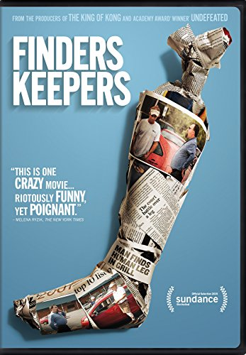 Top 3 recommendation finders keepers documentary dvd
