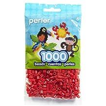 Perler Bead Bag, Red