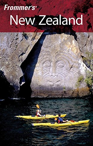 Frommer's New Zealand (Frommer's Complete Guides)