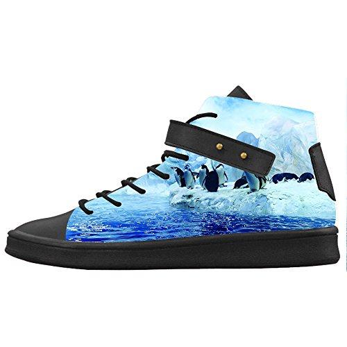 Le Canvas Women's Shoes Scarpe Pinguino Custom Scarpe xZTwRHZ7