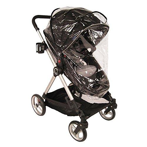 3 Wheel Tandem Double Stroller - 1