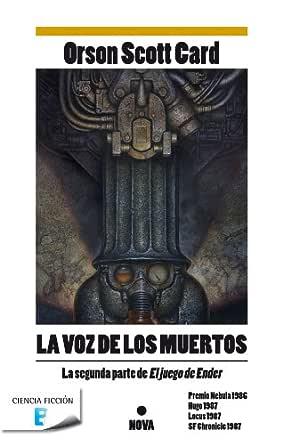 La voz de los muertos (Saga de Ender 2): Nº 1 (ENDER) eBook: Card ...