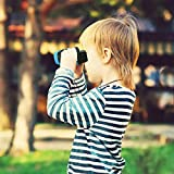 Toys for Age 3-12 Kids , Compact Binocular for