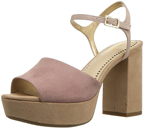 4808c2d19aec Circus by Sam Edelman Women s Nakita Heeled Sandal Dusty Rose Blush 7 5  Medium US