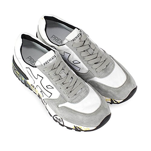 PREMIATA Men's Shoes Mick 2822 White Grey Sneaker Spring Summer 2018 clearance huge surprise sale enjoy buy cheap best seller clearance release dates PcKiBTz