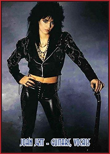 J2 Classic Rock Cards #58 - Joan Jett