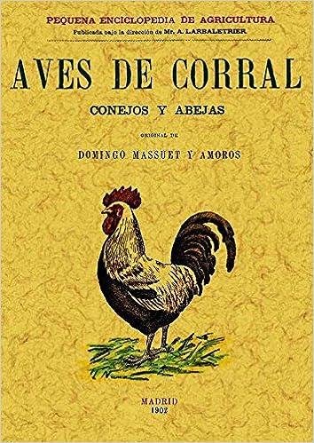 Descarga gratuita de libros para ipad. Aves de Corral ePub 8497614062