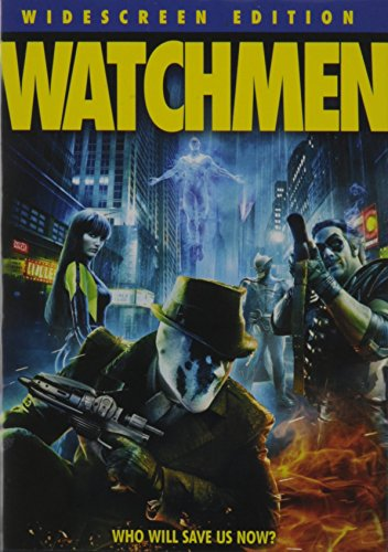 Watchmen (Theatrical Cut) (Widescreen Single-Disc (Dallas Theatrical Costumes)
