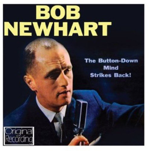 Button Down Mind Strikes Back,The (The Button Down Mind Of Bob Newhart)