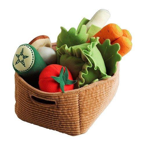 Ikea 14-piece vegetables set Ikeaa