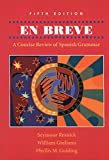 img - for En Breve: A Concise Review of Spanish Grammar (World Languages) book / textbook / text book