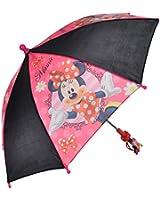 "Minnie Mouse ""Darling Minnie"" Umbrella - pink, one size"