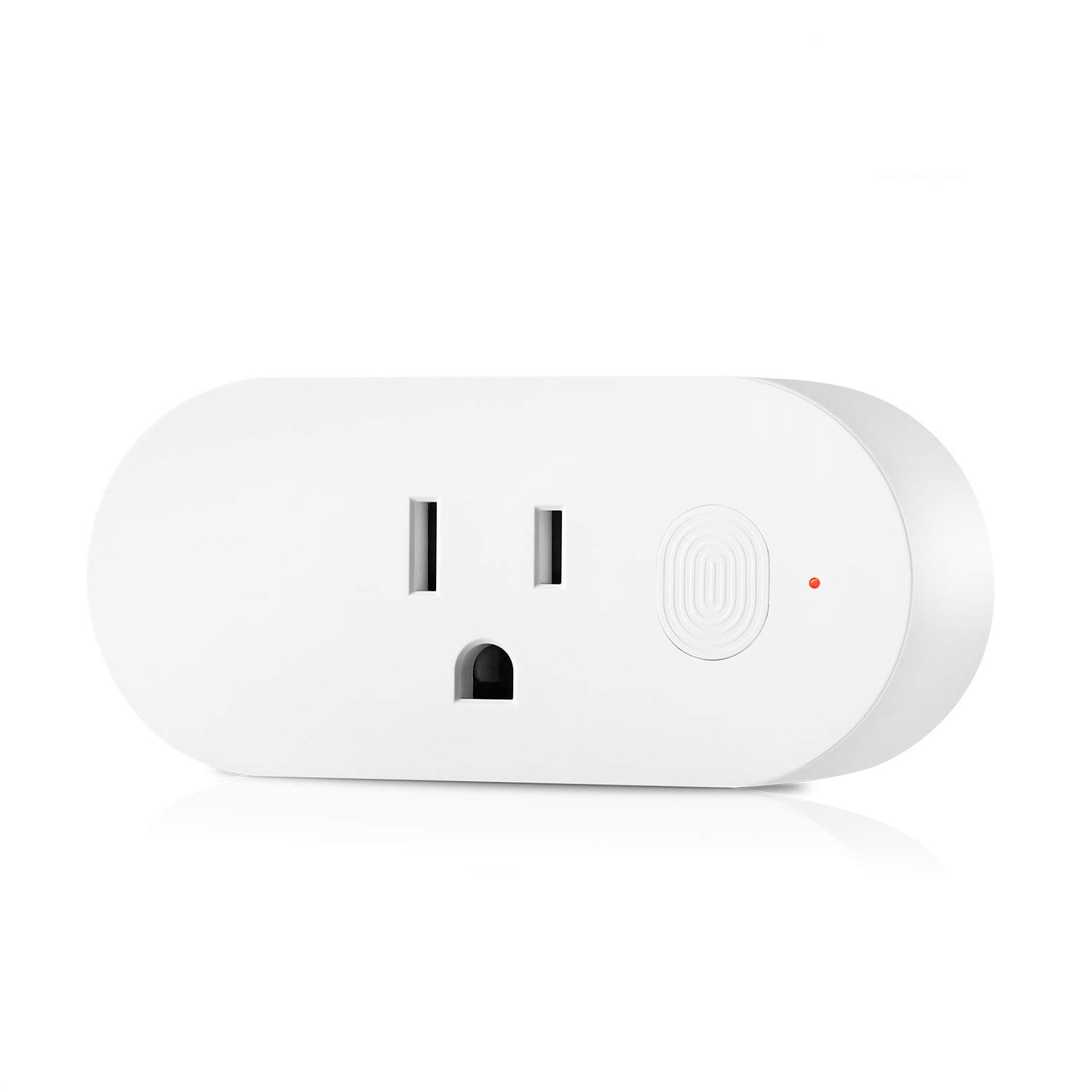 Apromio AWP04L-1 Plug 16A Wi-Fi Enabled Smart Outlet Work with Amazon Alexa Google Home