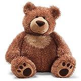 Teddy bear cuddly brown 13 inches