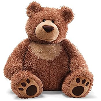 Gund Slumbers Teddy Bear Stuffed Animal, Light Brown 13 inch