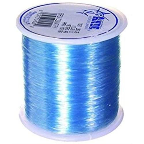 Image of ANDE Back Country Monofilament Line with 40-Pound Test, Blue, 2-Pound Spool (2800-yards) Monofilament Line