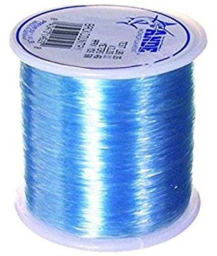 ANDE Back Country Monofilament Line with 40-Pound Test, Blue, 2-Pound Spool (2800-yards) by ANDE