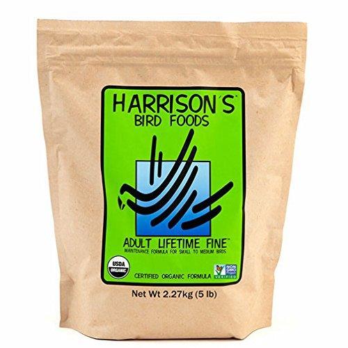 Harrison's Adult Lifetime Fine 5lb ... by Harrison's Bird Foods