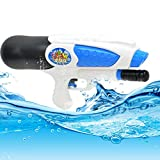 Water Gun, Leegoal 2018 New Super Soakers Water Pistols Squirt Guns Water Fun Toy for Kids and Adults for Party Favor, Outdoor, Beach, Pool, 500ml Capacity