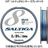 ダイワ ライン UVF ソルティガセンサー 8ブレイド+Si 300m