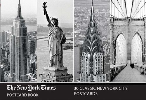 New York Times Postcard Book ()