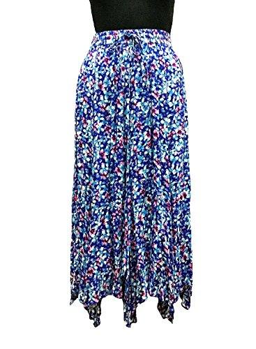 Skirt Breeze Cotton A Rayon Women's Line 1qaX6z