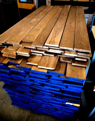 (Walnut Lumber Boards 20 Board Feet Klin Dried Black Walnut Wood)