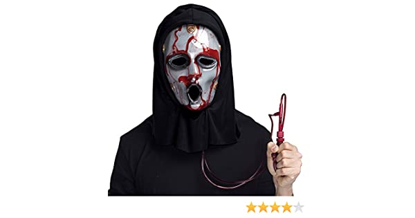 Amazon.com: Scream the TV Series Bleeding Mask Costume Accessory: Toys & Games