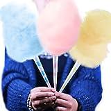 Fairy Cones Premium Multicolor Cotton Candy Cones