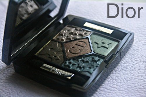 Dior Mystic Metallics 5 Couleurs Eyeshadow Palette in Bonne Etoile Limited Edition by Dior